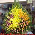 Cách chọn hoa trong ngày khai trương