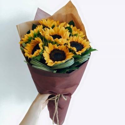 Bó hoa hướng dương- DH108