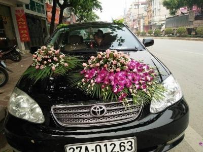 Trọn gói hoa cưới - DH169