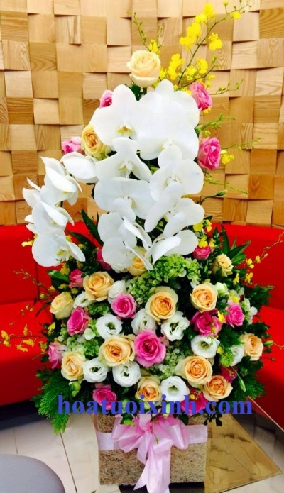 Luxury flower - DH291