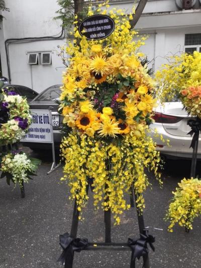 Hoa tang lễ - DH219