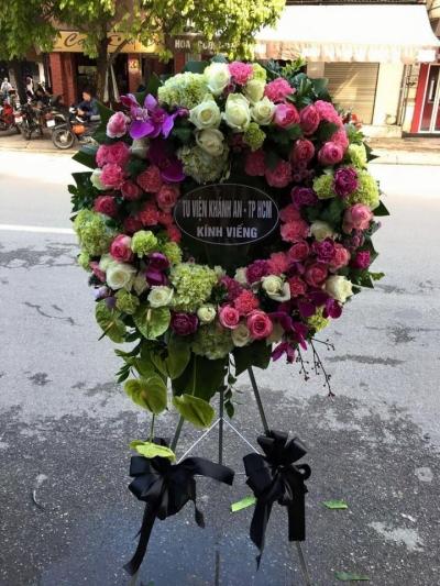 Hoa tang lễ - DH313