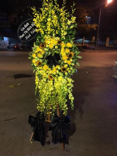 Hoa tang lễ - DH404
