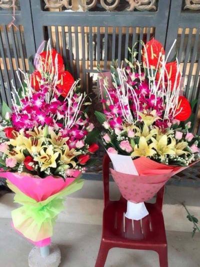 Hoa bó dài - DH278