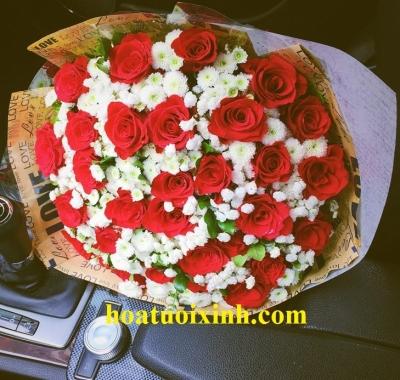 Hoa bó đẹp - DH289
