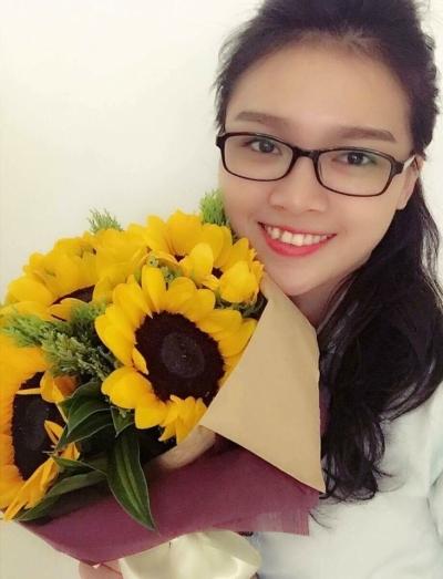 Bó hoa hướng dương - DH300