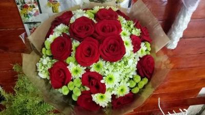 Hoa tình yêu mã - DH78