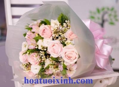 Hoa sinh nhật đẹp - DH113
