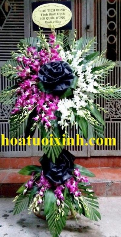 Hoa tang lễ - DH230