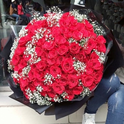 Bó hoa tình yêu - DH400