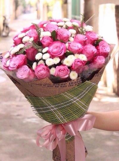 Bó hoa đẹp - DH399