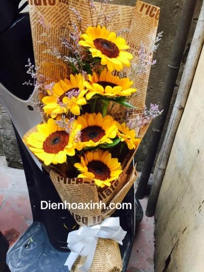 Bó hoa hướng dương - DH421