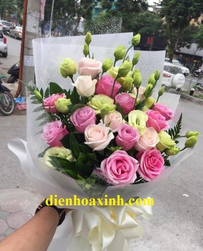 Hoa bó tròn - DH429