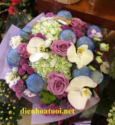 Hoa bó đẹp - DH409