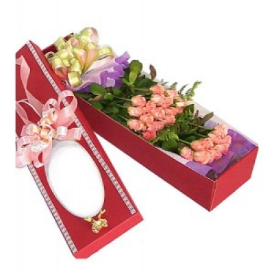 Hoa hộp đẹp- DH109
