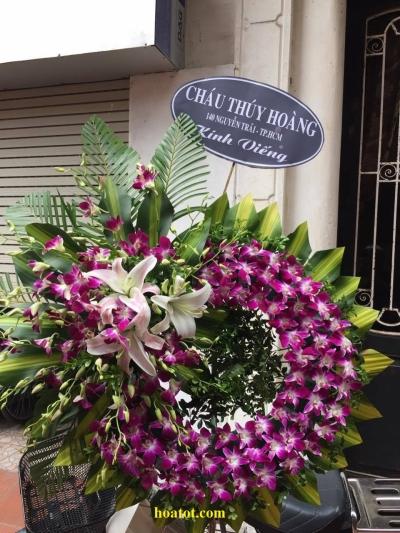 Hoa tang lễ - DH505