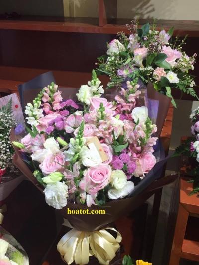 Hoa chúc mừng đẹp - DH511