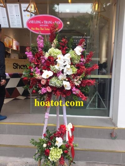 Hoa mừng khai trương đẹp - DH583