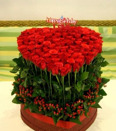 Hoa tình yêu đẹp - DH122
