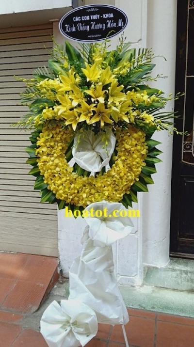 Hoa tang lễ - DH710