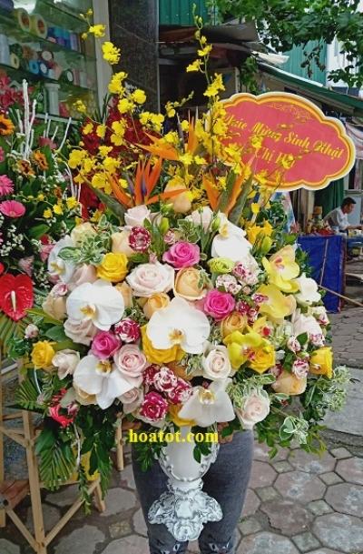Hoa cắm bình - DH840