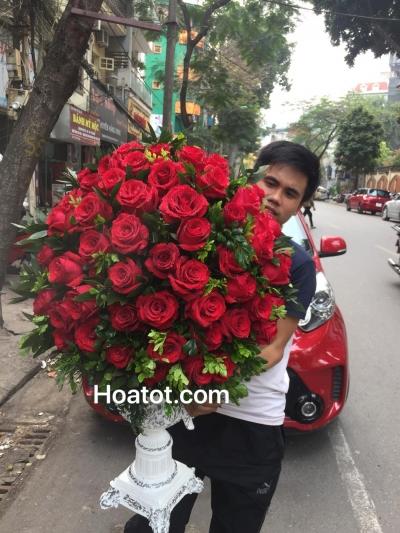 Bình hoa sang trọng - DH626