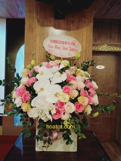 Giỏ hoa - DH830