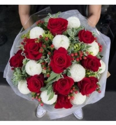 Hoa bó tình yêu - DH126