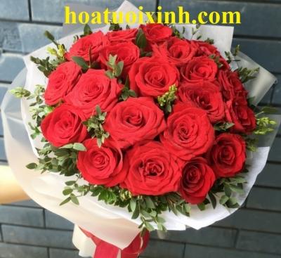 Hoa tình yêu nồng nàn-DH08