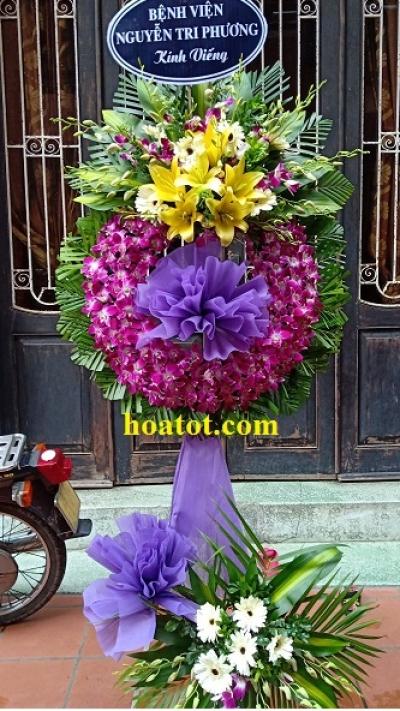 Vòng hoa tang - DH711
