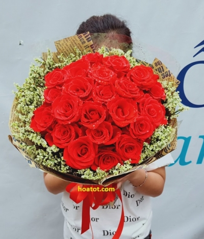 Hoa tình yêu - DH472