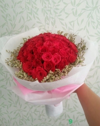 Hoa tình yêu chung thủy mã - DH21