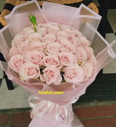 Bó hoa thủy tiên - DH462