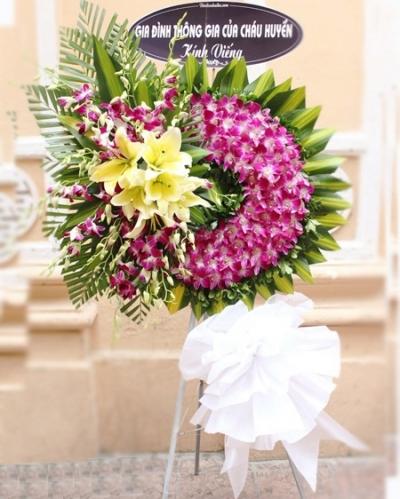 Hoa tang lễ - DH403