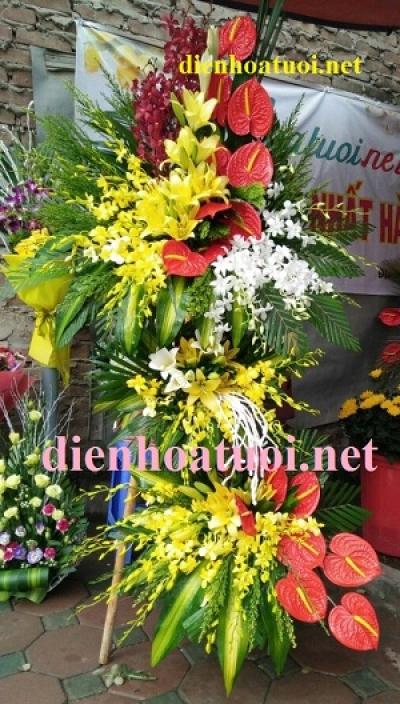 Hoa khai trương ý nghĩa - DH112