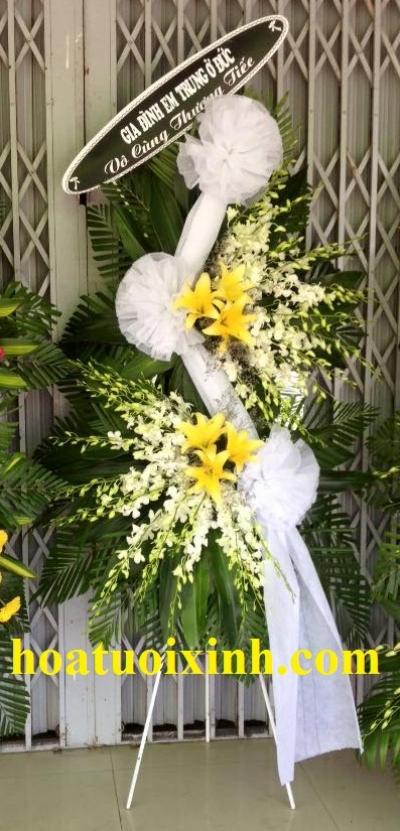 Hoa tang lễ đẹp rẻ - DH227