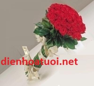 Hoa sinh nhật hoa hồng - DH107