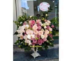 Bình hoa sang trọng - DH719