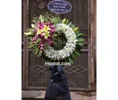 Hoa tang lễ - DH634