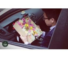 Hoa hộp đặc biệt- DH92
