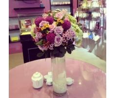 Hoa bó xinh đẹp mã DH32