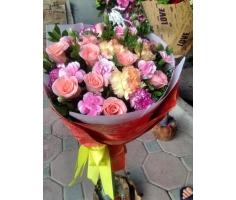 Hoa bó tròn - DH159