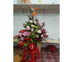 Giỏ hoa - DH251