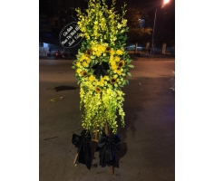Hoa tang lễ - DH324