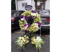 Hoa tang lễ - DH312
