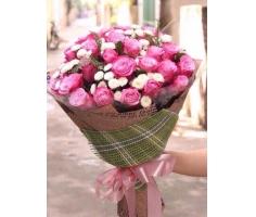 Bó hoa đẹp - DH319