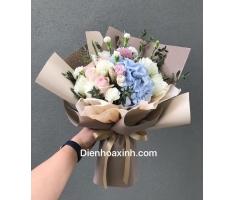 Hoa bó kiểu hàn quốc - DH456