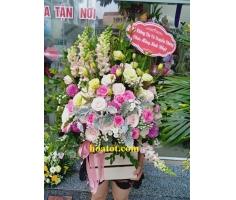 Giỏ hoa tươi - DH894