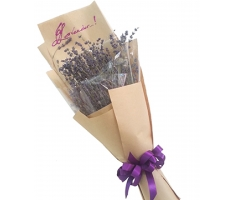 Bó hoa lavender - DH433