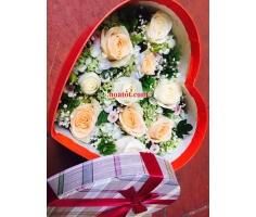 Hoa hộp xinh xắn - DH512